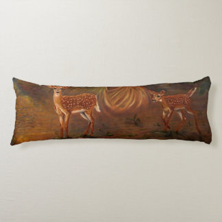 Fawns Body Pillow