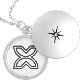 Fawodhodie   Symbol of Freedom and Emancipation Locket Necklace