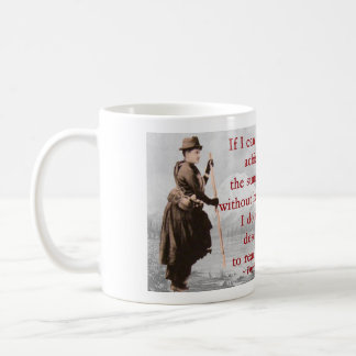 Fay Fuller - Acheive the summit - with story Mug
