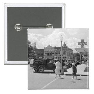 Fayetteville Arkansas 1930s Buttons