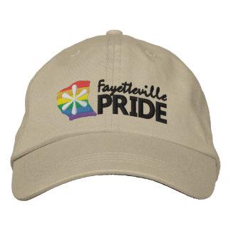 Fayetteville Pride Logo Hat