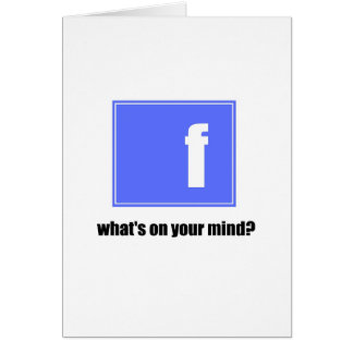 fb card