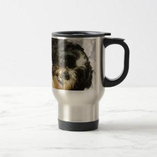 FB_IMG_1481505521015 Shitzu dog Travel Mug