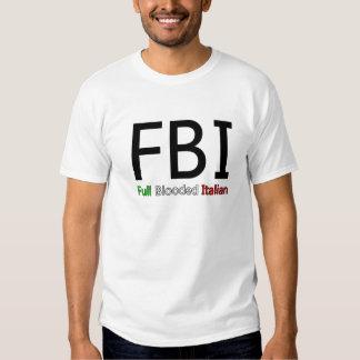 FBI 2 T SHIRT