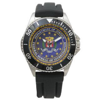 FBI CHRONOGRAPH watch