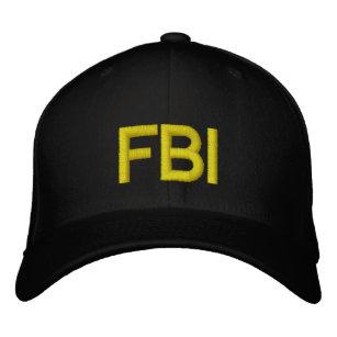 Fbi Baseball   Trucker Hats  4b30d019efc