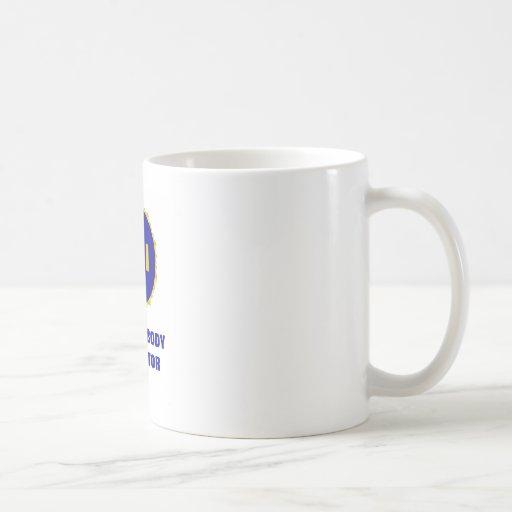 FBI ~ Female Body Inspector Mug