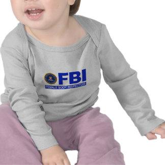 FBI Female Body Inspector Shirt