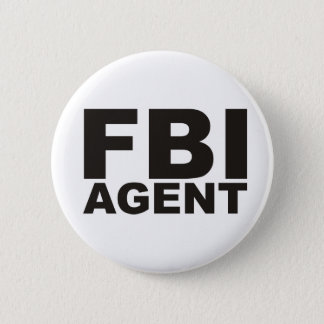 FBI Products & Designs! 2 Inch Round Button