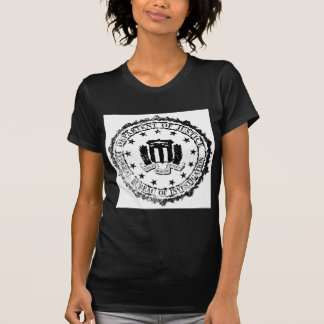 FBI Rubber Stamp T-Shirt