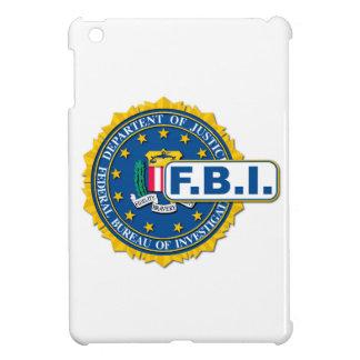 FBI Seal Mockup Cover For The iPad Mini