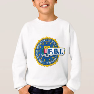 FBI Seal Mockup Sweatshirt