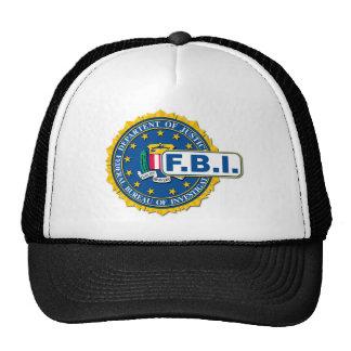 FBI Seal Mockup Trucker Hat