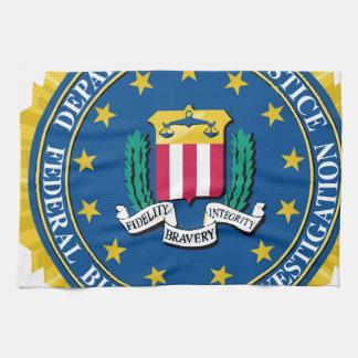 FBI Seal Towels
