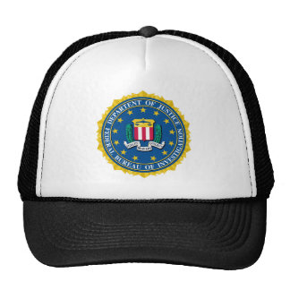 FBI Seal Trucker Hat