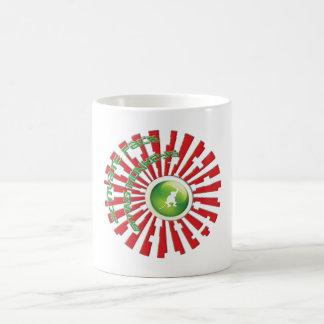 fbm classic white coffee mug