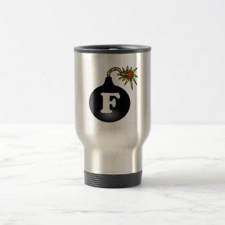 FBomb Classic Travel Mug