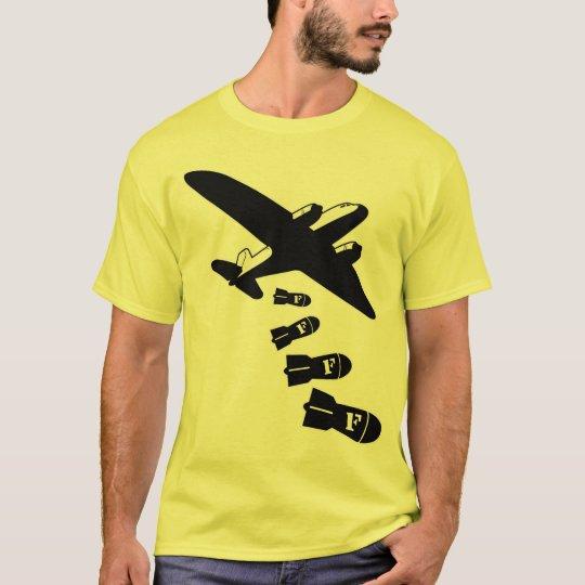 fbomb f bomb droppin f-bombs funny tshirt
