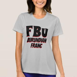 FBu Burundian franc Grey T-Shirt
