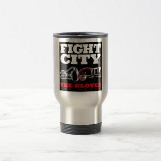 FC coffee travel Travel Mug