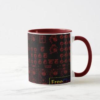 FC Red Mod Mug