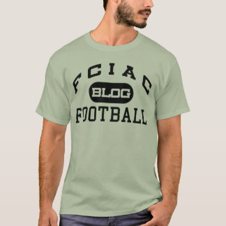 FCIAC Football Blog basic t-shirt