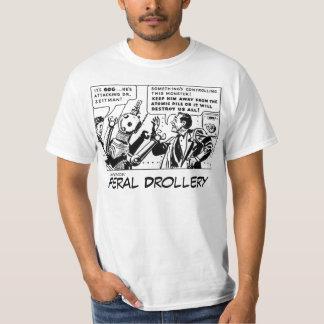 FD Comix Ripoff Update Tee Shirts