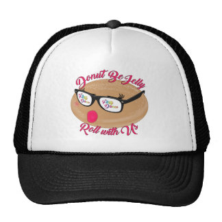 FD Donut Be Jelly Hat