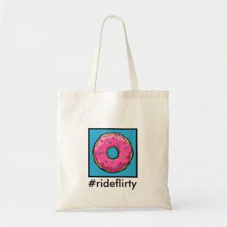 FD #rideflirty Tote