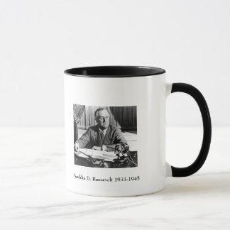 FDR-2nd Bill of Rights Mug