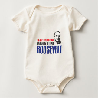 FDR BABY BODYSUIT