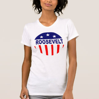 FDR Franklin D Roosevelt Vote For Change T-Shirt