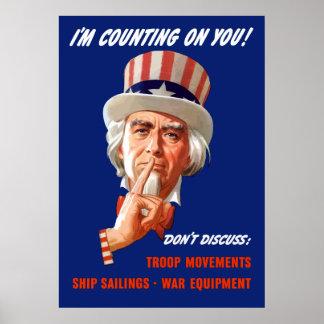 FDR Uncle Sam Print