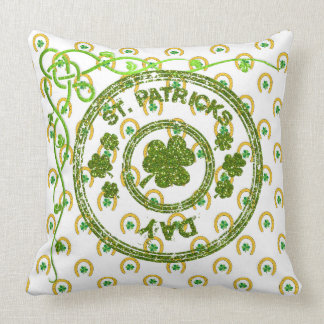 FD's St. Patrick's Day Pillow Collection 53086