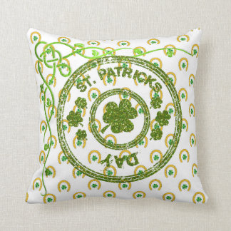 FD's St. Patrick's Day Pillow Collection 53086A