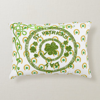 FD's St. Patricks Day Pillow Collection 53086A14