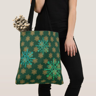 FD's Winter Holiday Tote Bag 53086B2