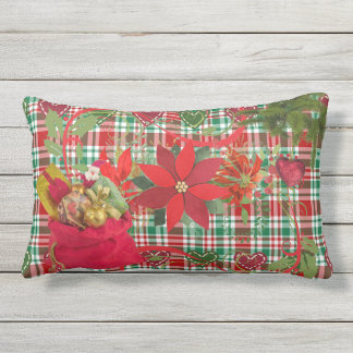 "FD's Winter Holidays Pillow 13""x21"" 53086A10"