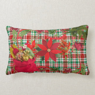 "FD's Winter Holidays Pillow 13""x21"" 53086A7"