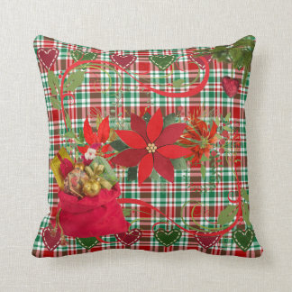 "FD's Winter Holidays Throw Pillow 16""x16"" 53086A6"