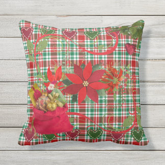 "FD's Winter Holidays Throw Pillow 16""x16"" 53086A9"