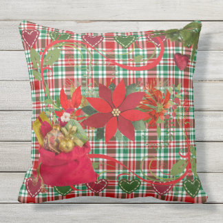 "FD's Winter Holidays Throw Pillow 20""x20"" 53086A8"
