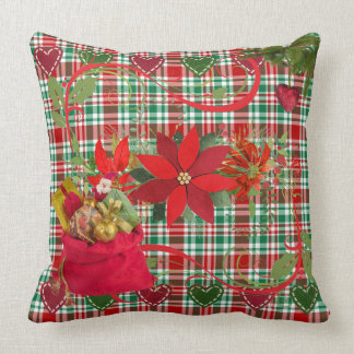 "FD's Winter Holidays Throw Pillow 20"" x 20"" 53086"
