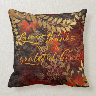 FD'sFall/Thanksgiving Collection 53086Da2a15 Throw Pillow