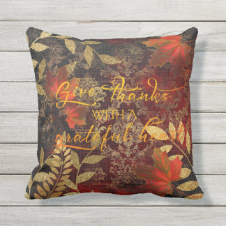 FD'sFall/Thanksgiving Collection 53086Da2a17 Throw Pillow
