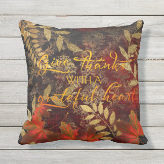 FD'sFall/Thanksgiving Collection 53086Da2a19 Outdoor Pillow