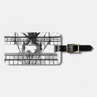 FE_2b_two_seater_biplane_model_RAE-O908 Luggage Tag