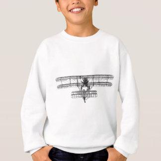 FE_2b_two_seater_biplane_model_RAE-O908 Sweatshirt