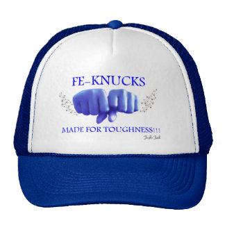 Fe-Knucks Hat (Women) Mesh Hats