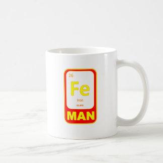 Fe Man Coffee Mug
